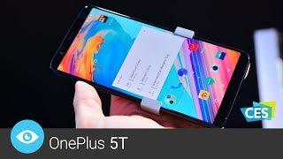 OnePlus 5T (CES 2018)