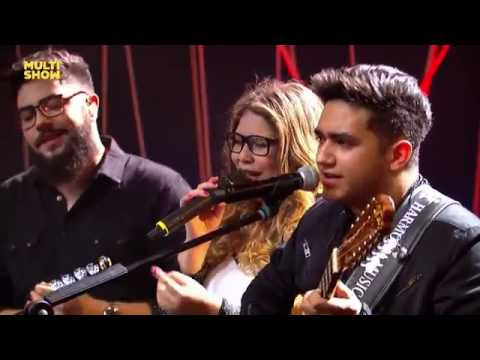Henrique e Juliano e Marília Mendonça - A Flor e o Beija Flor (Música Boa Ao Vivo)
