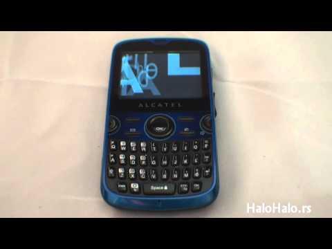 Alcatel OT 880 reset
