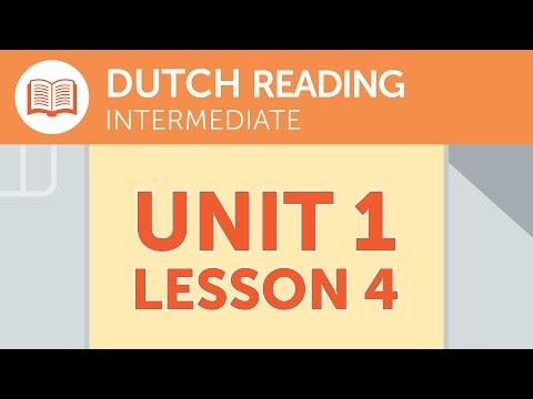 Intermediate Dutch Reading – Reading Dutch Job Postings