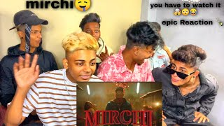 DIVINE -MIRCHI FEAT. STYLO G, MC ALTAF & PHENOM *REACTION*