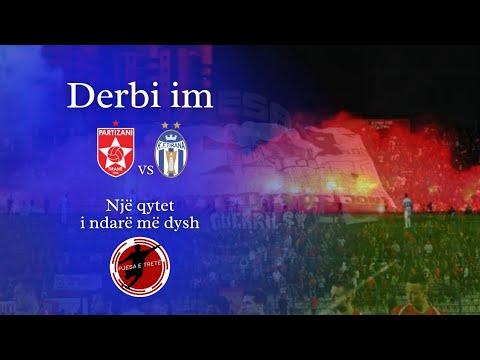 Derbi im - Partizani vs Tirana dhe nje qytet i ndare me dysh