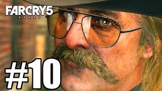 Hope County Jail | Far Cry 5 Gameplay Walkthrough PC | E10