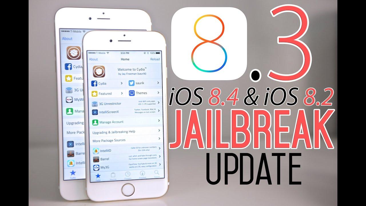 How to Jailbreak iOS 8.3/8.4 iPhone 6/6 Plus with TaiG speak Khmer