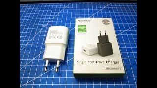 Тест зарядного устройства Orico WHA-1U-10W