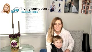 Yana Tries going to Living Computer Museum with a 2yr old | Seattle