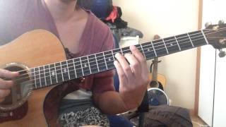 SEVENTEEN(세븐틴) _ Pretty U(예쁘다) [Guitar Cover / 기타연주]