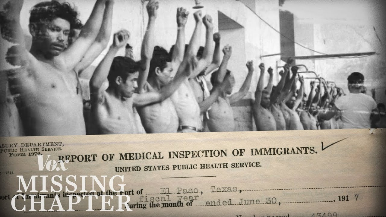 "The dark history of ""gasoline baths"" at the border"