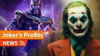 Joker Most Profitable Comic Book Film EVER & Passes 1 Billion