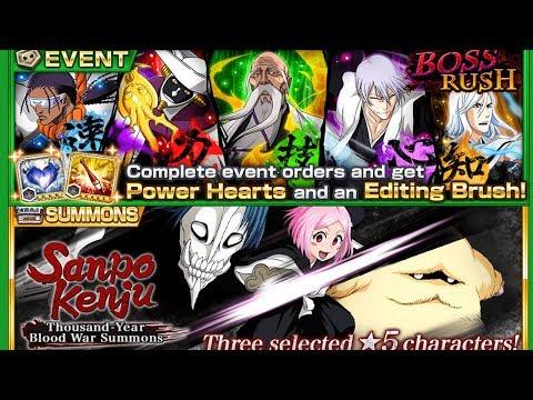 Bleach Brave Souls: Sapo Queijo (DE VOLTA) e Novidades - Omega Play