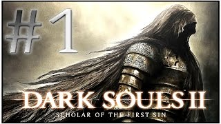 Let´s Play Dark Souls 2 Scholar of the First Sin (PS4/Deutsch) Part 1 - Der Anfang