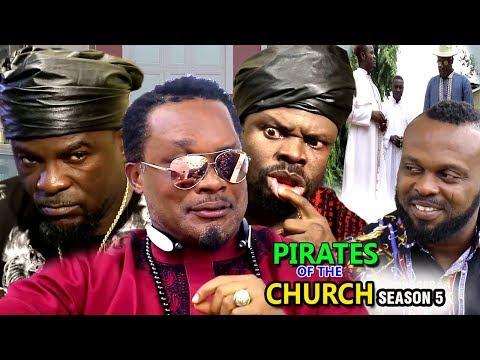 Pirates Of The Church Season 5 - 2018 Latest Nigerian Nollywood Movie full HD