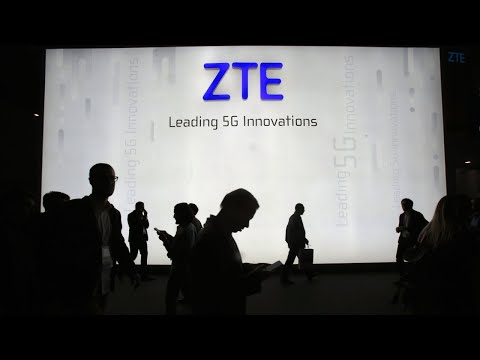 Chinese tech company ZTE shuts down after US ban