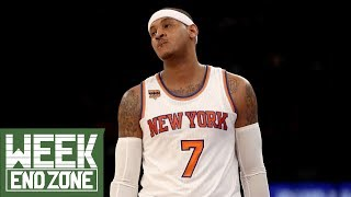Is Carmelo Anthony Still a Top 50 Player? -WeekEnd Zone