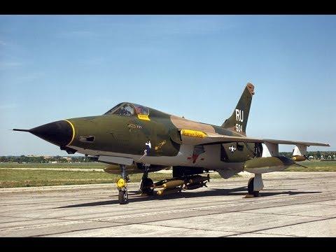 REPUBLIC F-105 THUNDERCHIEF DOCUMENTARY WINGS