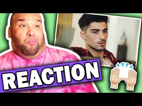 Cover Lagu ZAYN - Let Me (Music Video) REACTION STAFABAND