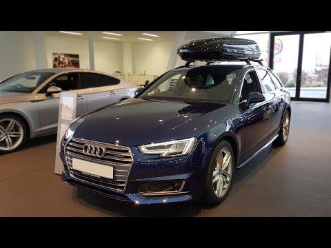 2018 Audi A4 Avant sport 2.0 TDI | -[Audi.view]-