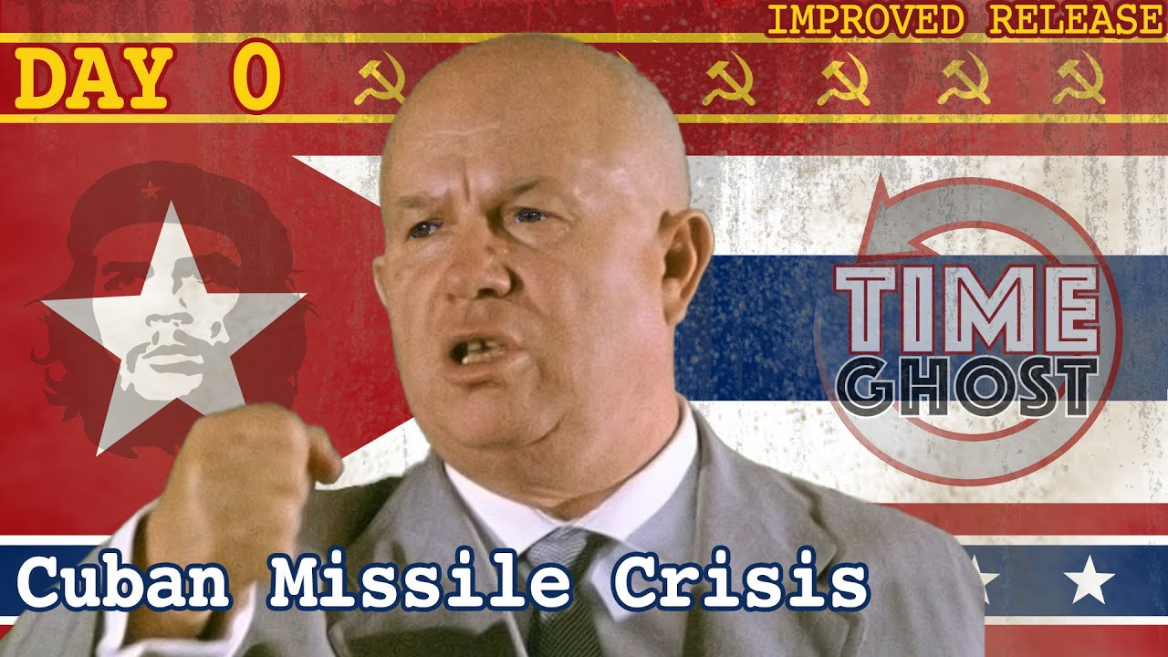 If Paris Was Nuked | The Cuban Missile Crisis | Day 00
