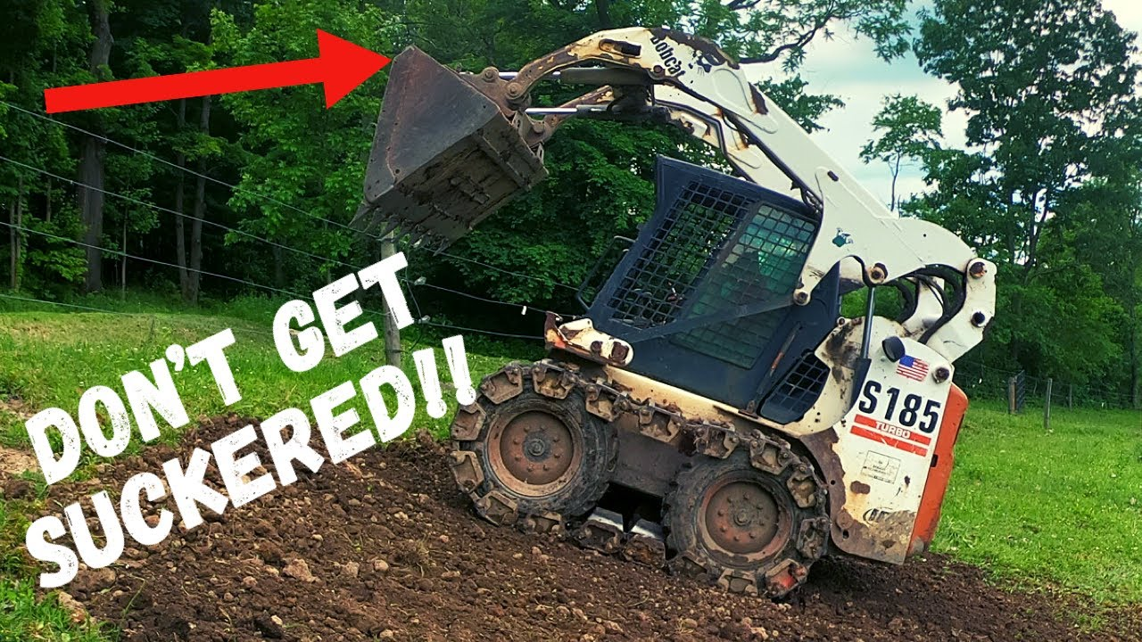 Buying a Skid loader? WATCH THIS FIRST!