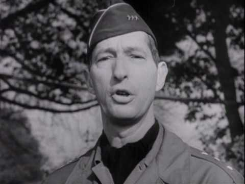 General Clark explains military situation in Italy, 1943 on YouTube Footage