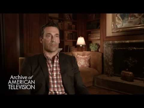 Jon Hamm discusses Don Draper's dark side and the Coke ad - EMMYTVLEGENDS.ORG