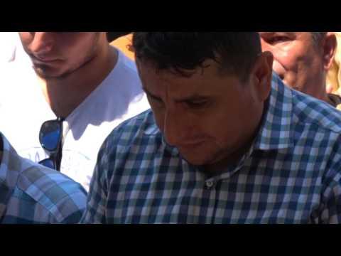 Antalya`da Falezlerden Düşen Genç Toprağa Verildi