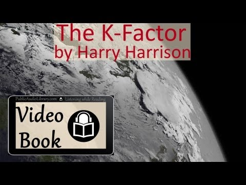 K-Factor by Harry Harrison, Sci-fi, Complete unabridged audiobook