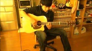大好きな秦さんの鱗をソロギターにしました!チューニングはDADGAD、4カポです。 解放弦が多いので弾きやすいようになっています。 Yosuke Kitada Official You Tube ...