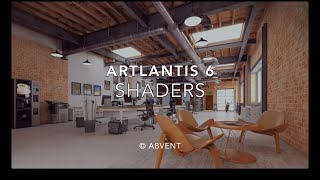 Artlantis 6 - Shaders