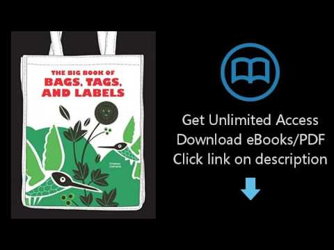 Download The Big Book of Bags, Tags, and Labels [P.D.F]