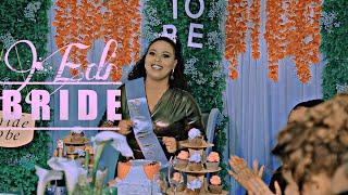 BRIDE!! ብራይድ! EDEN EMIRU ዘማሪት ኤደን እምሩ 9 December 2020