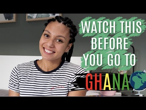 GHANA - THE REALITY | WHAT YOU NEED TO KNOW BEFORE GOING TO GHANA