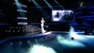Юлия Савичева - Селин Дион. Шоу Один в Один.