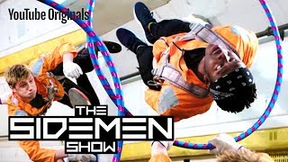 SIDEMEN GO TO SPACE | THE SIDEMEN SHOW