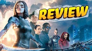 Alita: Battle Angel - Review!