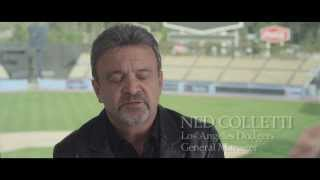 Ned Colletti (GM of Los Angeles Dodgers) discusses Chicago...