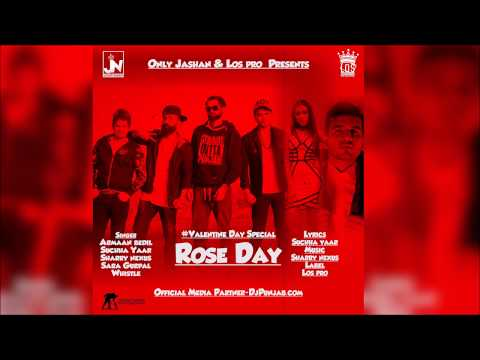 Rose Day | Valentines Day Special | New Pujnjabi Songs 2017 | Los Pro