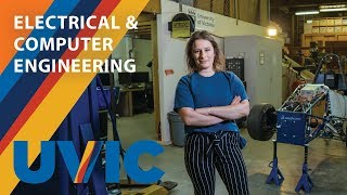 Electrical and Computer Engineering at UVic