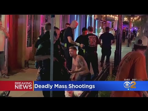 Dayton Joins El Paso As Another American City Wrecked By Mass Shooting