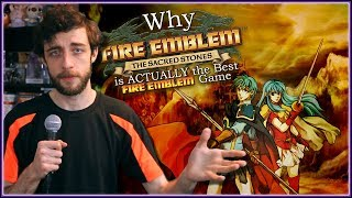 Why Fire Emblem: The Sacred Stones is ACTUALLY the Best Fire Emblem - BeyondPolygons
