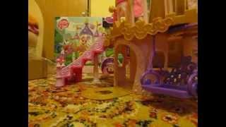 Свадебный замок принцессы Кейданс и принца Шайнинг Армор