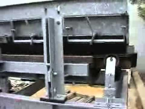 Easy Maintenance Skirt System for Conveyor Belts