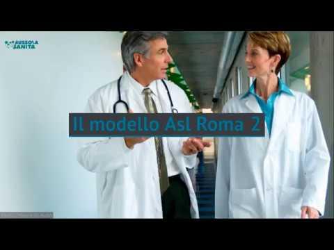 Il modello Asl Roma 2