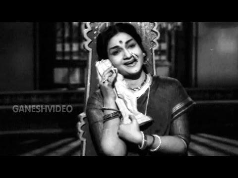 Sati Sakkubai Songs - Ghallu Ghallu Mani - Anjali Devi - Ganesh Videos