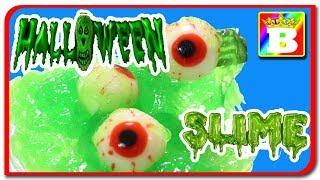 Halloween Slime! Ce surpriza este in Slime  Descoperim cu Bogdan`s Show