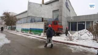 Установка забора вокруг клуба Отдых(Видео: Густаво Зырянов., 2016-11-07T11:12:53.000Z)
