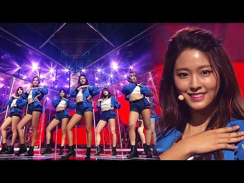 《Comeback Special》 AOA - Good Luck @인기가요 Inkigayo 20160522