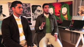 Standard Bank Young Artist Award 2014 - Hasan & Husain Essop (Visual Art)