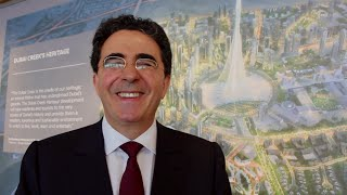 Santiago Calatrava on design concept of The Tower