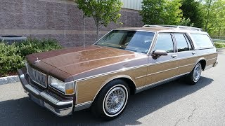 1988 Chevrolet Caprice Estate Wagon